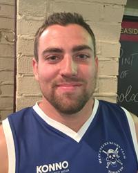 Glen Predy, Toronto Buccaneers 2016 Junior Coach